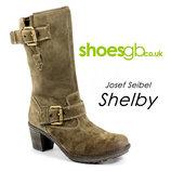 Шикарные сапоги Josef Seibel Shelby 42р.27-27.5 см по стельке.