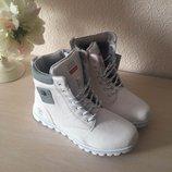Женские ботиночки зимние в стиле Timberland