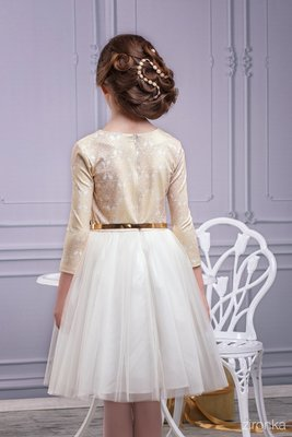 95599371476395 Нарядні плаття для дівчаток ріст 116-146см В Наявності: 621 грн ...