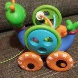 Детская игрушка Улитка