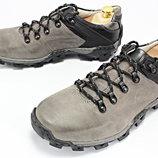 Треккинговые мужские ботинки 100% кожа код 6553384074