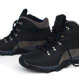 Утепленные зимние ботинки LEVEL F CAMEL 41-46 код 6542198171