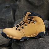 EXPANDER TWO Зимние кожаные ботинки на рельефной подошве код 6532622144