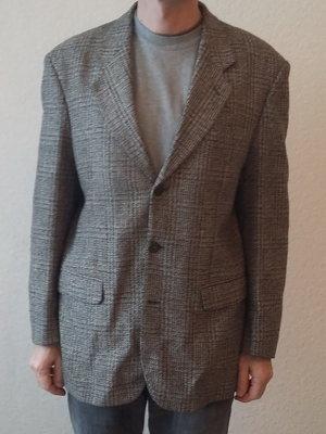 Пиджак мужской драповый б у