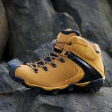 Кожаные утепленные трекинговые ботинки EXPANDER ONE 41-46 код 5128546626