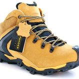 EXPANDER ONE Кожаные утепленные ботинки 41-46 код 5826172444