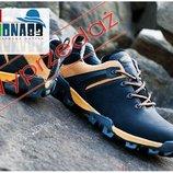 BADOXX ONE Мужские трекинговые черные ботинки 41-46 код 4991781528