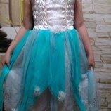 Карнавальный костюм Снежинка 5-7 лет