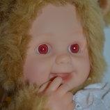 Коллекционная кукла-младенец Anne Geddes Медвежонок, девочка
