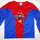 Кофта Человек паук Spiderman Marvel