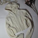 Короткий свитшот кардиган кофта свитер-S-M