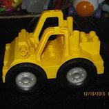 строительная техника lego 2003