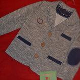 стильный пиджак для юного модника