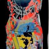 Красивейшее платье-туника от Save the Queen.Италия