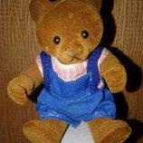 Медвежонок 10см редкая колекция