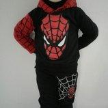 костюм спортивный человек паук