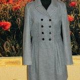 Женское демисезонное пальто Куколка р. 44-46 George