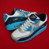 Кроссовки Nike Air Max оригинал Blue 36-37 размер