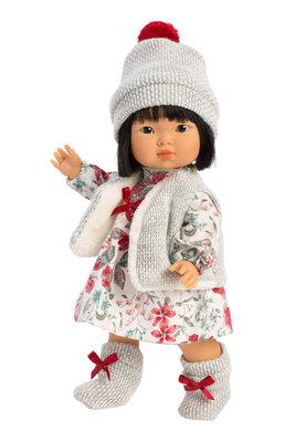Куклы Llorens 28 см Валерия