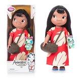 Disney Animators' Collection Lilo Doll Кукла Лило Аниматор Дисней