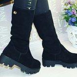 Зимние женские ботинки 36,37,38,39,40,41 Киев