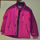 Зимняя термо куртка H&M на 8-9 лет рост 134 см