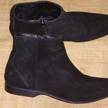 44-30.5 с носка замша Kevim Made in Italy отличное состояние