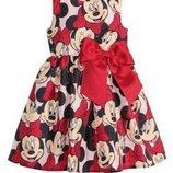 Чудесное платье в стиле Мики-Маус