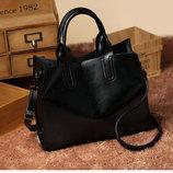 Кожаная сумка Bolsos Mujer