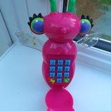 Развивающий телефон Стрекоза анг. язык Mattel