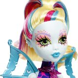Кукла Monster High Great Scarrier Reef - Glowsome Ghoulfish Lagoona Blue