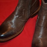 имний ботинок от дорогостоящего бренда Fretz Men switzerland Gore-tex кожа оригинал
