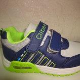 Светящиеся кроссовки 22,23 р. Clibee, кросовки, кросівки, світящі, моргают, мигают, девочка, мальчик