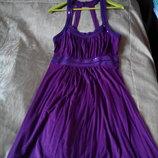 Платье Трикотаж Р.50