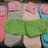 Женские носочки - хлопок. На выбор модели и цвета