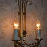Бра- светильники настенные
