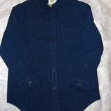 Плотный коттон осень-зима Рубашка CRAZY 8