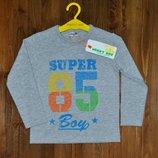 Реглан Super boy для мальчика