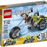шикарный конструктор Лего Creator Highway Cruiser 31018 Lego Дания оригинал
