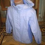 ветровка - куртка 5-6 лет