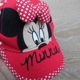 Кепка блейзер 4-7 л девочке Disney Дисней Minnie Mouse оригинал