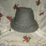 Супер шляпа-капелюх р./-58см.,10%шерсть,90%полиэсте