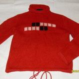 свитер с горловиной шерсть и ангорка р 40