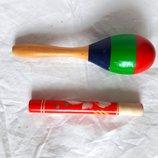Баракас и сопилка музыкальные инструменты