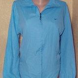 Спортивная куртка,кофта размер XXL на рост 183 см фирмы Nike пр-во Индонезия , б/у
