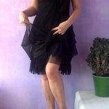 Коктейльное платье нарядное платье праздничное платье 12 размера фирмы debenhams