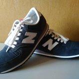 Кроссовки замшевые, New Balance , Original-сток