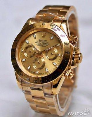 Часы Rolex Daytona gold коробочка