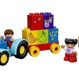 LEGO DUPLO Мой первый трактор My First Tractor 10615