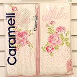 утепленное одеяло-конверт для новорожденной девочки